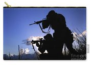 Air Force Security Forces Personnel Carry-all Pouch