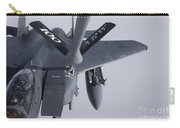 Air Refueling A F-15e Strike Eagle Carry-all Pouch