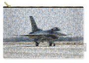 Airforce F-4866 Mosaic  Carry-all Pouch