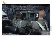 Airmen At Work In A Mc-130h Combat Carry-all Pouch