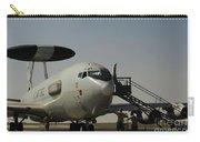 Airmen Prepare A U.s. Air Force E-3 Carry-all Pouch