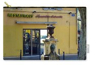 Aix En Provence Fountain Carry-all Pouch