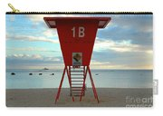 Ala Moana Lifeguard Station Carry-all Pouch