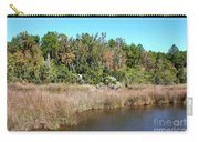 Alabama Bayou In Autumn Carry-all Pouch