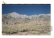 Alabama Hills  Carry-all Pouch