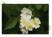 Alabama Wildflower Roses - Rosa Multiflora Carry-all Pouch