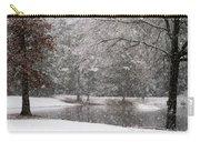 Alabama Winter Wonderland Carry-all Pouch