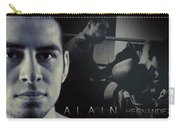 Alain Hernandez Mixed Martial Artist Carry-all Pouch