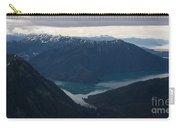Alaska Coastal Serenity Carry-all Pouch