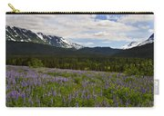 Alaska Lupine Carry-all Pouch