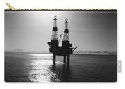 Alaska: Oil Rig, 1960s Carry-all Pouch