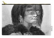 Alaska: Woman, C1784 Carry-all Pouch