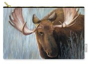 Alaskan Bull Moose Carry-all Pouch