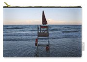 Alassio Sunset Facing East Carry-all Pouch