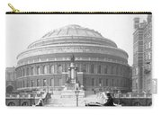 Albert Hall In London - England - C 1904 Carry-all Pouch