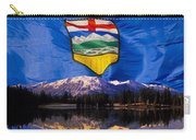 Albertas Rocky Mountains Carry-all Pouch