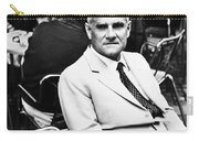 Alberto Moravia (1907-1990) Carry-all Pouch