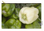 Albino Bullnose Pepper Carry-all Pouch