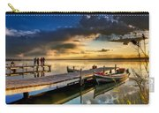 Albufera After The Rain. Valencia. Spain Carry-all Pouch