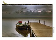 Albufera Before The Rain. Valencia. Spain Carry-all Pouch