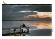 Albufera. Couple. Valencia. Spain Carry-all Pouch