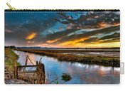 Albufera's Channel. Valencia. Spain Carry-all Pouch