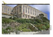 Alcatraz Cell House West Facade Carry-all Pouch