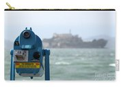 Alcatraz View Carry-all Pouch