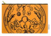 Alchemical Symbols, 1670 Carry-all Pouch