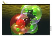 Alcohol Molecule 4 Carry-all Pouch
