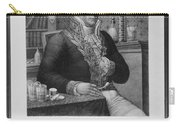Alessandro Volta, Italian Physicist Carry-all Pouch by Omikron