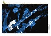 Doubleneck Spokane 1978 Blue Carry-all Pouch