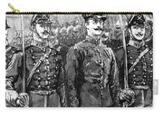Alfred Dreyfus (1859-1935) Carry-all Pouch by Granger