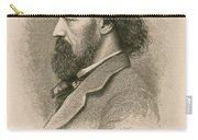 Alfred, Lord Tennyson, English Poet Carry-all Pouch