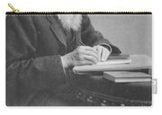 Alfred Russel Wallace Carry-all Pouch by Science Source