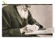 Alfred Russel Wallace, Welsh Naturalist Carry-all Pouch