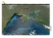 Algal Blooms In The Black Sea Carry-all Pouch