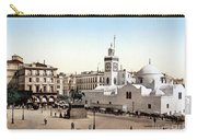 Algeria: Algiers, C1899 Carry-all Pouch