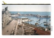 Algiers - Algeria - Harbor And Admiralty Carry-all Pouch