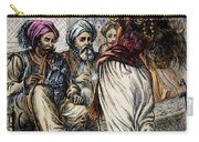 Ali Baba And 40 Thieves Carry-all Pouch