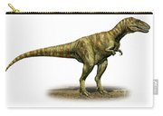 Alioramus Remotus, A Prehistoric Era Carry-all Pouch