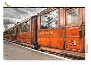 All Aboard Carry-all Pouch by Adrian Evans