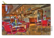 All American Diner 5 Carry-all Pouch by Bob Christopher