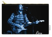 All Around Man Blues Square Carry-all Pouch