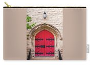 All Saints Door  8333c Carry-all Pouch