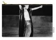 Alla Nazimova (1879-1945) Carry-all Pouch
