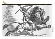 Allegory: July, 1837 Carry-all Pouch
