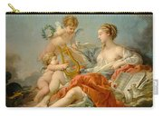 Allegory Of Music Carry-all Pouch