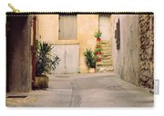 Alley In Arles France Carry-all Pouch