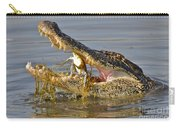 Alligator Get Lunch Carry-all Pouch